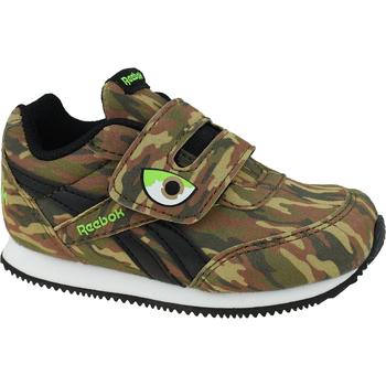 Παπούτσια Παιδί Χαμηλά Sneakers Reebok Sport Royal Classic Jogger 2.0 K Kaki