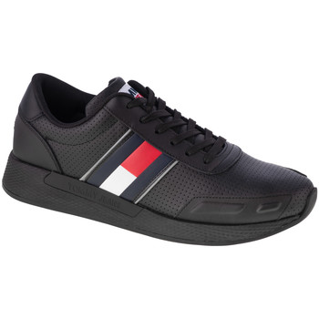 Xαμηλά Sneakers Tommy Hilfiger Flexi Perf Leather Runner [COMPOSITION_COMPLETE]