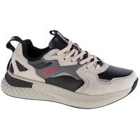 Παπούτσια Άνδρας Χαμηλά Sneakers Big Star Shoes Beige