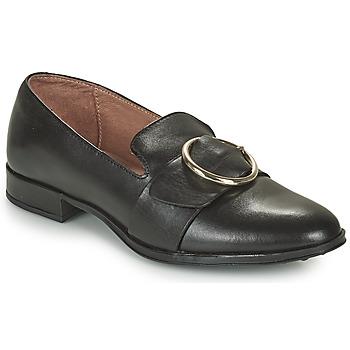 Παπούτσια Γυναίκα Μοκασσίνια Jonak AHORA Black