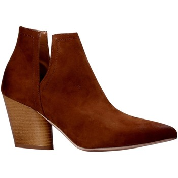 Παπούτσια Γυναίκα Μπότες Grace Shoes 7241004 καφέ
