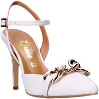 Παπούτσια Γυναίκα Γόβες Grace Shoes 038064 λευκό
