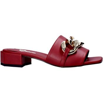 Παπούτσια Γυναίκα Τσόκαρα Grace Shoes 971Y023 το κόκκινο