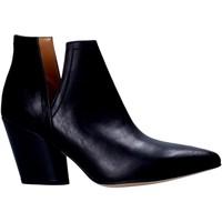 Παπούτσια Γυναίκα Μπότες Grace Shoes 7241004 Μαύρος