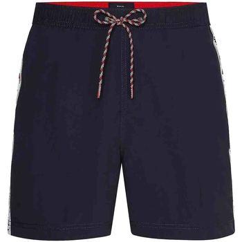 Υφασμάτινα Άνδρας Μαγιώ / shorts για την παραλία Tommy Hilfiger UM0UM02042 Μπλε
