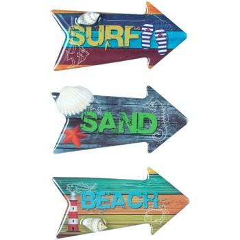 Σπίτι Πίνακες Signes Grimalt Μαγνητική Surf 3 Dif. Multicolor