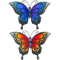 Σπίτι Εξωτερικός φωτισμός Signes Grimalt Πεταλούδα, Τον Σεπτέμβριο 2U Multicolor