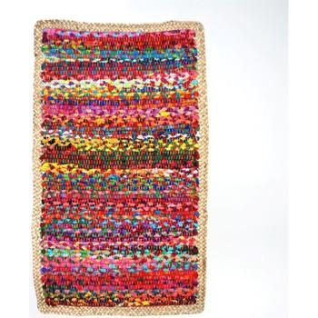 Σπίτι Χαλιά Signes Grimalt Πολλαπλό Με Γιούτα Χαλί Multicolor