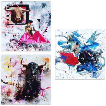 Σπίτι Πίνακες Signes Grimalt Plate Τρίτης Σεπτεμβρίου Μονάδες Multicolor