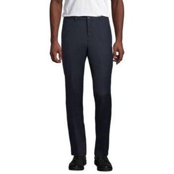 Υφασμάτινα Παντελόνια κοστουμιού Sols GABIN MEN Negro noche