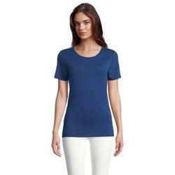 Υφασμάτινα Γυναίκα T-shirt με κοντά μανίκια Sols LUCAS WOME Azul oscuro