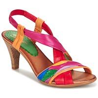 Παπούτσια Γυναίκα Σανδάλια / Πέδιλα Betty London POULOI Multicolore