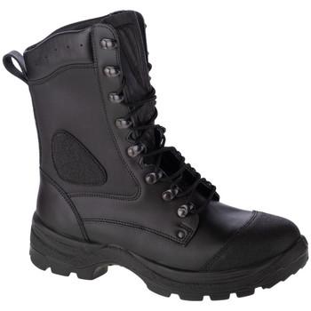Παπούτσια Άνδρας παπούτσι ασφαλείας  Protektor Viking Noir
