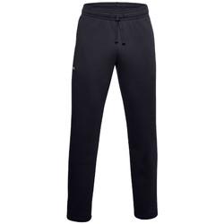 Υφασμάτινα Άνδρας Φόρμες Under Armour Rival Fleece Pants Noir