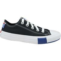 Παπούτσια Παιδί Χαμηλά Sneakers Converse Chuck Taylor All Star Jr Noir
