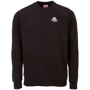 Υφασμάτινα Άνδρας Φούτερ Kappa Taule Sweatshirt Noir