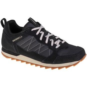 Παπούτσια Άνδρας Τρέξιμο Merrell Alpine Sneaker Noir