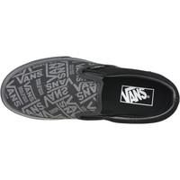 Παπούτσια Γυναίκα Χαμηλά Sneakers Vans 66 Classic Slip-On Platform Noir