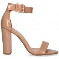 Παπούτσια Γυναίκα Σανδάλια / Πέδιλα Etika 53405 beige
