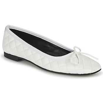 Παπούτσια Γυναίκα Μπαλαρίνες JB Martin PASSION Άσπρο