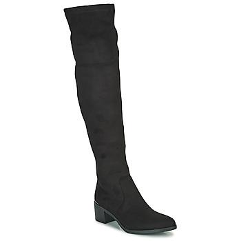 Παπούτσια Γυναίκα Μπότες για την πόλη JB Martin JEUNE Black