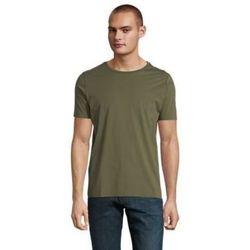Υφασμάτινα Άνδρας T-shirt με κοντά μανίκια Sols LUCAS MEN Kaki oscuro