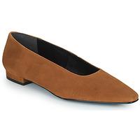 Παπούτσια Γυναίκα Μπαλαρίνες JB Martin SAGE Brown