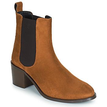 Παπούτσια Γυναίκα Μπότες JB Martin ADELE Brown