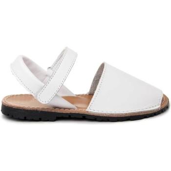 Παπούτσια Παιδί Σανδάλια / Πέδιλα Purapiel 69722 WHITE