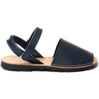 Παπούτσια Παιδί Σανδάλια / Πέδιλα Purapiel 69723 BLUE