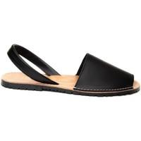 Παπούτσια Γυναίκα Σανδάλια / Πέδιλα Purapiel 69728 BLACK