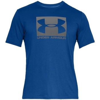T-shirt με κοντά μανίκια Under Armour Boxed Sportstyle SS Tee [COMPOSITION_COMPLETE]