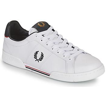 Xαμηλά Sneakers Fred Perry B722 ΣΤΕΛΕΧΟΣ: Δέρμα & ΕΠΕΝΔΥΣΗ: & ΕΣ. ΣΟΛΑ: & ΕΞ. ΣΟΛΑ: Καουτσούκ