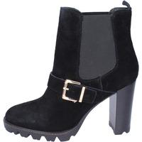Παπούτσια Γυναίκα Μποτίνια Liu Jo BJ712 Μαύρος