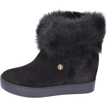 Παπούτσια Γυναίκα Snow boots Liu Jo BJ714 Μαύρος