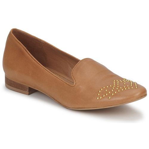 Παπούτσια Γυναίκα Μοκασσίνια Betty London CHEFACHE Camel