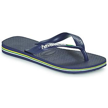 Παπούτσια Παιδί Σαγιονάρες Havaianas BRASIL LOGO Marine