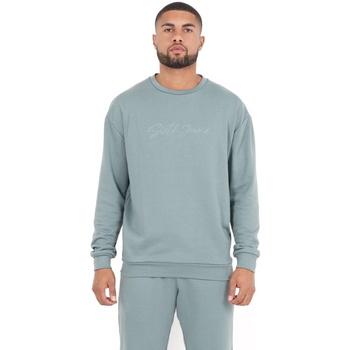 Υφασμάτινα Άνδρας Φούτερ Sixth June Sweatshirt  Velvet gris