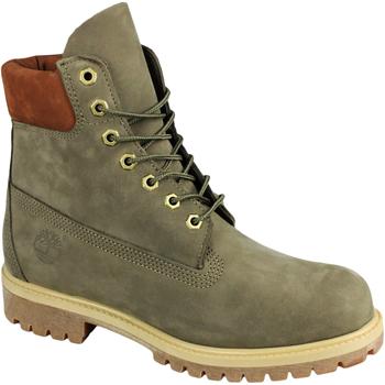 Παπούτσια Άνδρας Μπότες Timberland 6 Inch Γκρί
