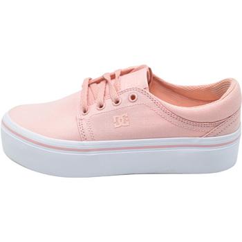 Παπούτσια Γυναίκα Sneakers DC Shoes Trase Platform Tx Ροζ
