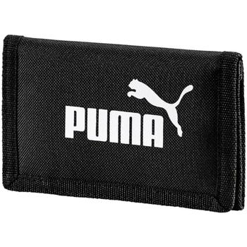 Τσάντες Πορτοφόλια Puma Phase Wallet Μαύρος