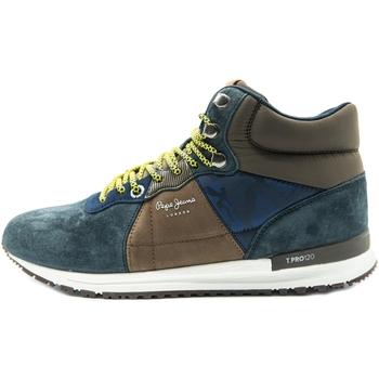 Παπούτσια Άνδρας Μπότες Pepe jeans Tinker Pro-Boot Μπλε