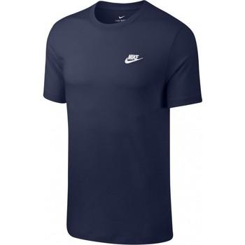 T-shirt με κοντά μανίκια Nike Club Tee