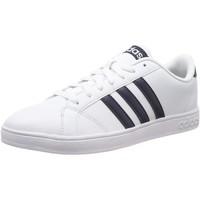 Παπούτσια Άνδρας Χαμηλά Sneakers adidas Originals Baseline άσπρο