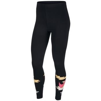 Υφασμάτινα Γυναίκα Κολάν Nike Sportswear Μαύρος