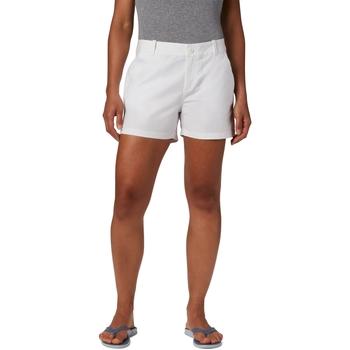 Υφασμάτινα Γυναίκα Σόρτς / Βερμούδες Columbia Bonehead Stretch άσπρο