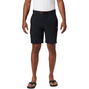 Υφασμάτινα Άνδρας Σόρτς / Βερμούδες Columbia Maxtrail Μαύρος