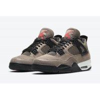 Παπούτσια Ψηλά Sneakers Nike Air Jordan 4 Taupe Haze Taupe Haze/Oil Grey-Off White-Infrared 23
