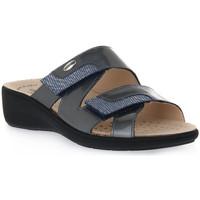 Παπούτσια Γυναίκα Τσόκαρα Grunland ACCIAIO 68ESTA Grigio