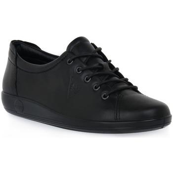 Παπούτσια Sport Ecco SOFT 2 BLACK FEATHER